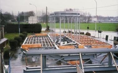 Ventilo - Montagewerken